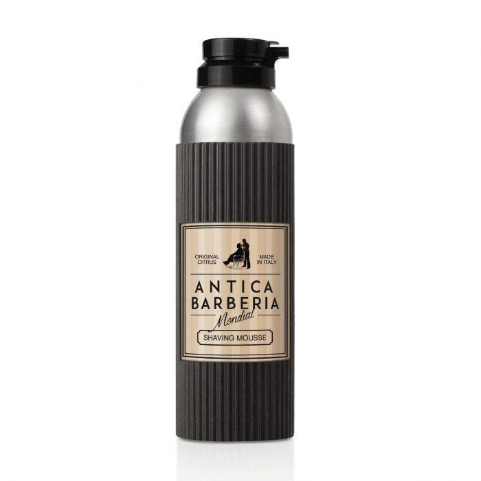 Пяна за бръснене с цитрусов аромат