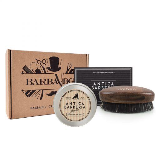 Комплект Грижа за брада Antica Barberia 3