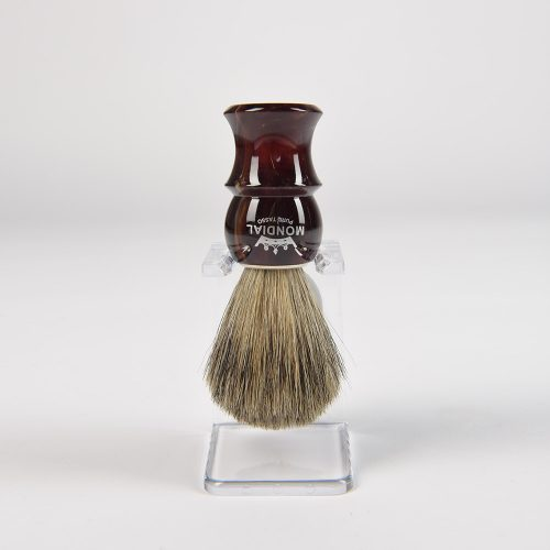 Четка за бръснене и поставка