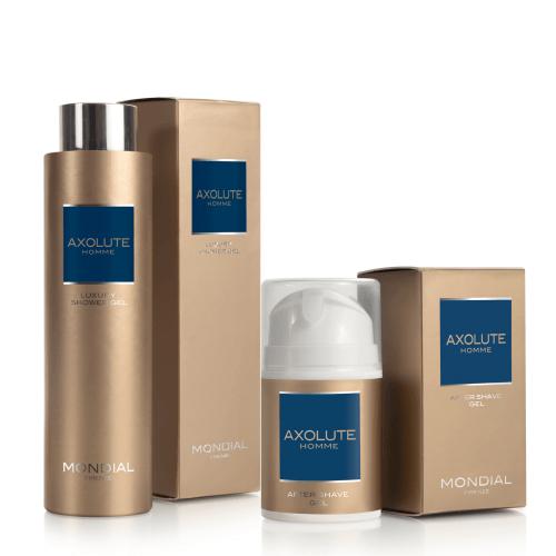 Луксозен душ гел + Гел за след бръснене
