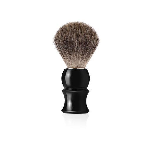 четка за бръсненес косъм от язовец