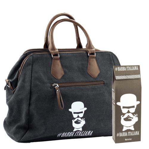 Промо СЕТ мъжка чанта +комплект за бръснене