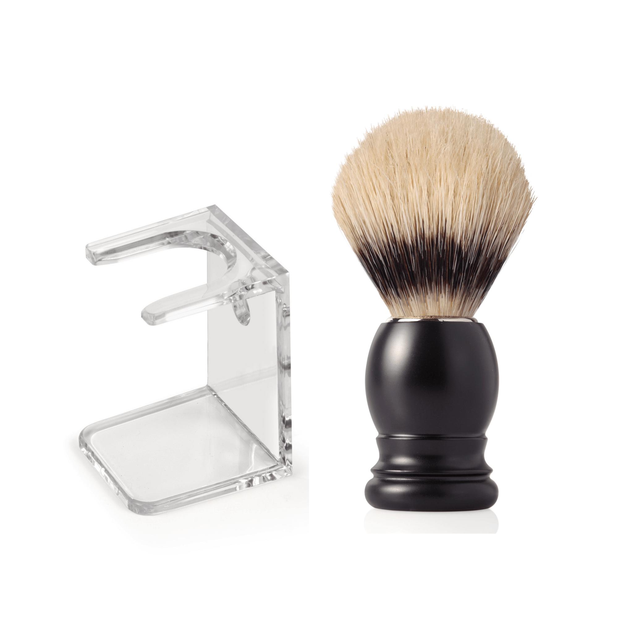Четка за бръснене + подарък