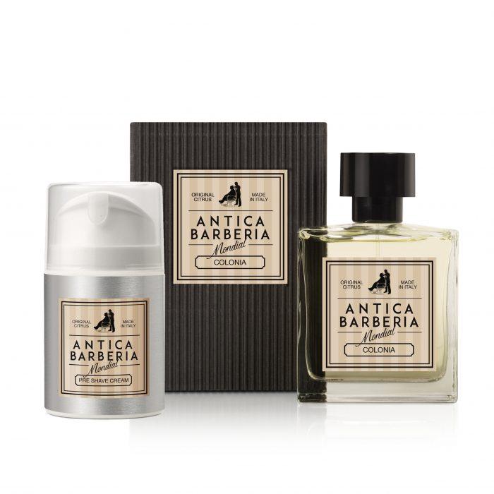 Тоалетна вода Antica Barberia + ПОДАРЪК