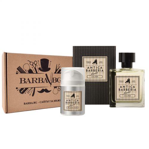 Тоалетна вода Antica barberia+подарък